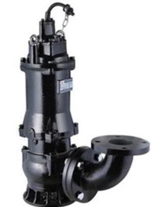 Погружной дренажный насос 65WQD15-10-1.1F канализационный Leo