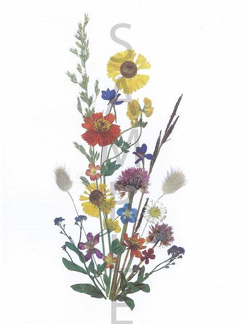 Angela Flower Print