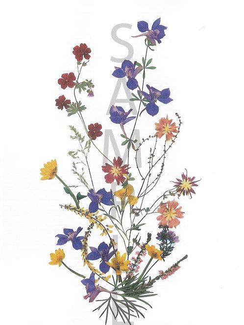 Jutta Flower Print