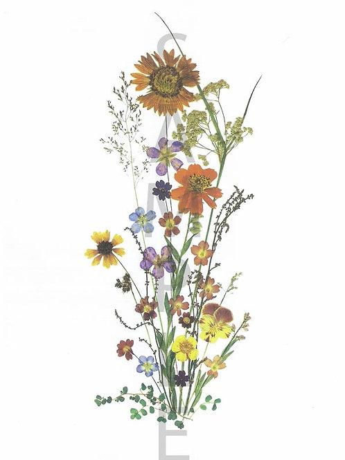 Elfriede Flower Print