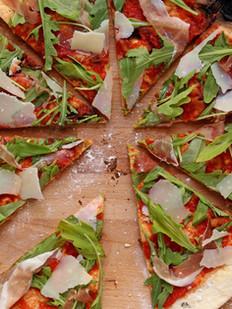 Pizza - gourmet restaurant - farrys boutique hotel