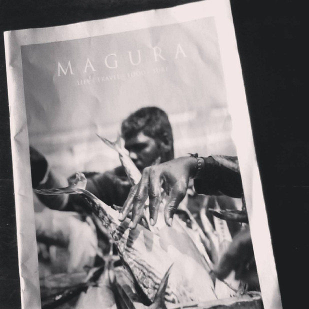 M A G U R A  the Arugam Bay Magazine is here!