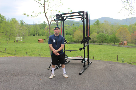 Special Olympic Athlete Goes for the Gold / CKC Fitness Athlete Focus
