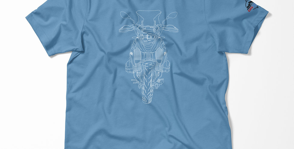 GS Motorrad T-Shirt