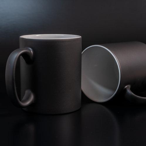 BLACK-LINE Kaffeetasse