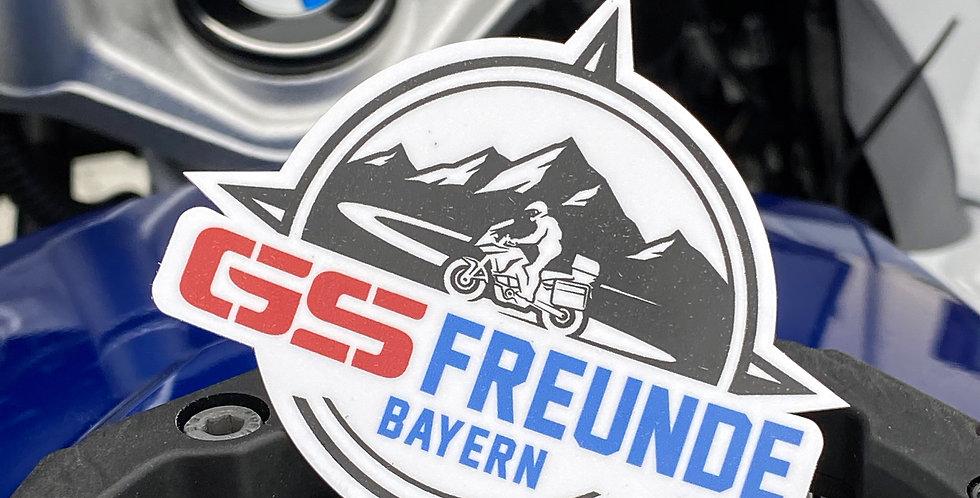 GS Freunde Bayern | Premium Sticker