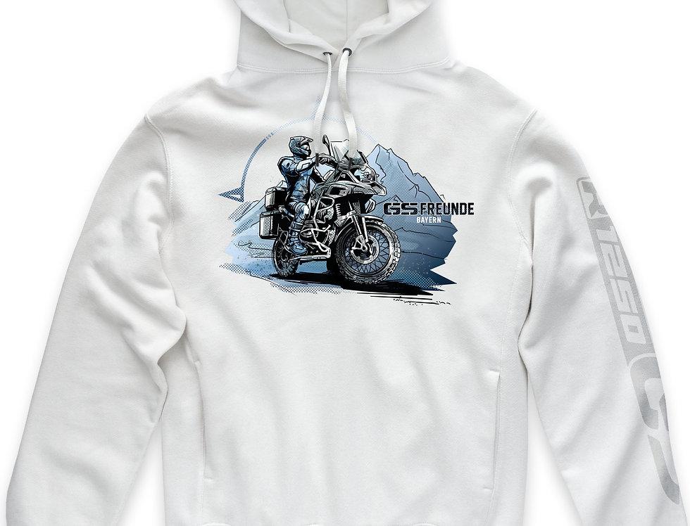 GS Motorrad Hoodie R1250 / R1200 GS