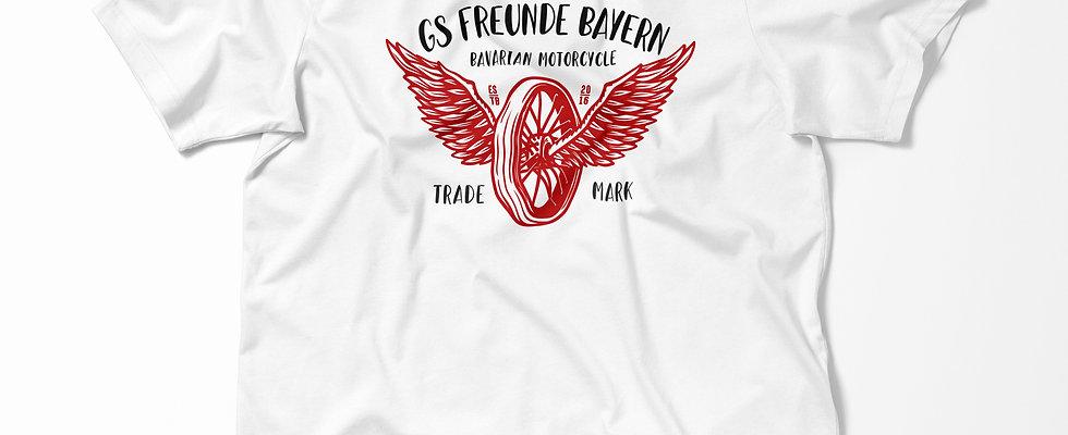 GS Freunde Bayern Vintage T-Shirt
