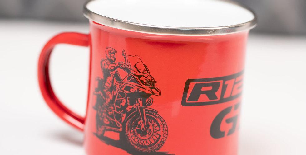 R 1250 / 1200 GS Tasse in Rot