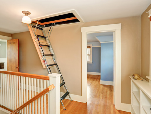 3 Reasons to Tap Into Your Potential Loft Storage Space