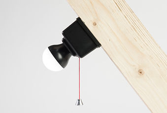 Loft Light - install anywhere