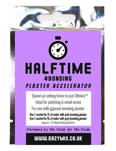 Halftime 4Bonding Plaster Accelerator (5 Pack)