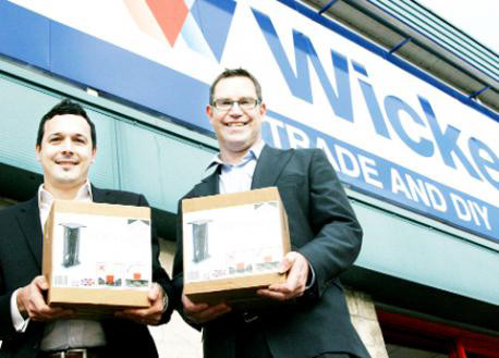 East Lancashire business duo sell product to national chain