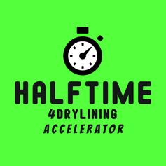Halftime 4Drylining Accelerator