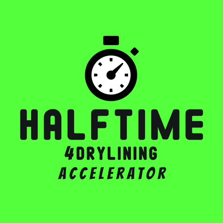 Halftime 4Drylining Accelerator