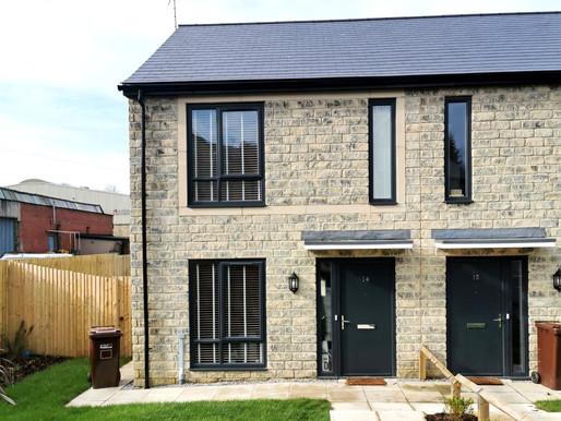 Case Study: 3 Bed New Build Semi, Foulridge, England