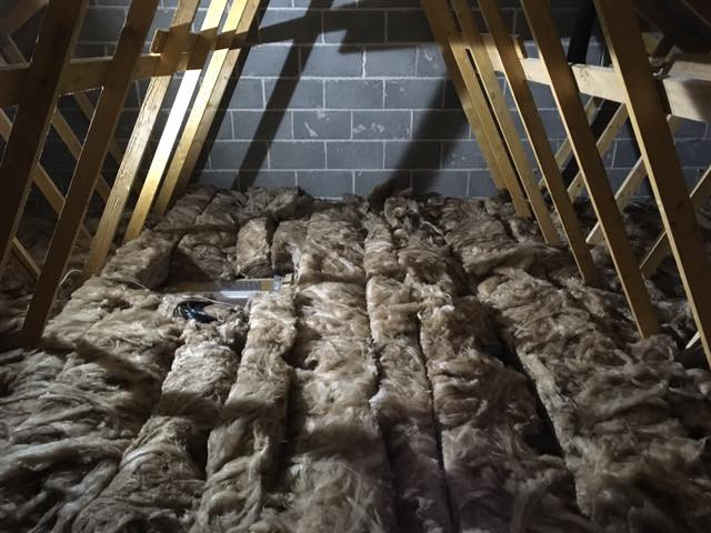 correctly insulated loft
