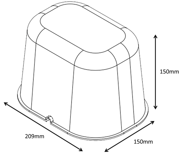 Loft Lid Internal Dimensions
