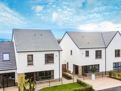 Case Study:  4 Bed New Build Edinburgh