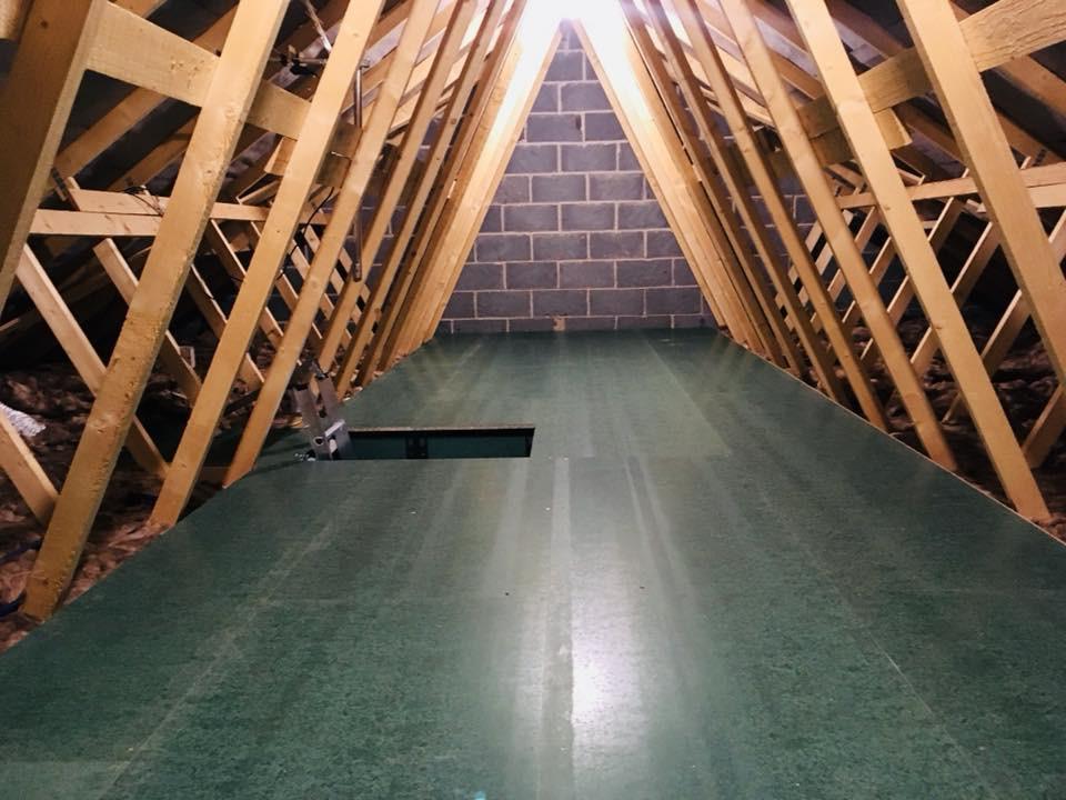 Loft Boarding Complete