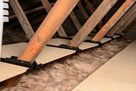 Loft Lid Fire Retardant Downlight Cover