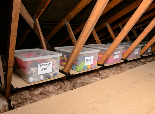 Making the Most of Your Loft:  A Simple Guide to Creating a Safe, Useable Loft Space