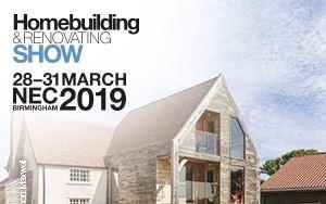 Loft Leg Live!  National Homebuilding and Renovating Show 2019