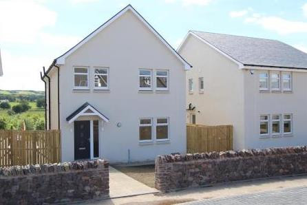 Case Study: 3 Bed New Build, Strathaven, Scotland