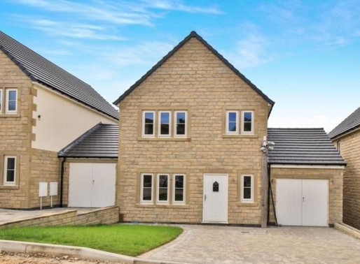 Case Study: 3 Bed New Build, Lancashire, England