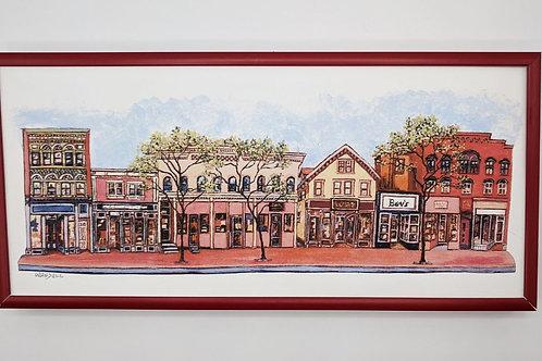 Bench Shop by Annie Wandell