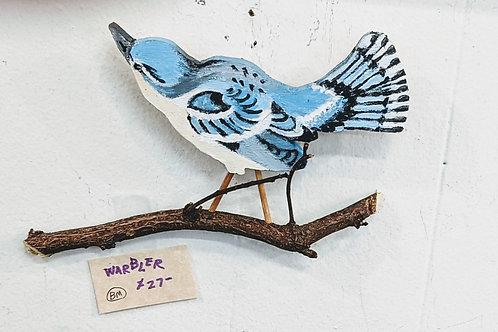 Cerulean Warbler by Annie Wandell