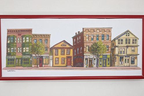 Main Street by Annie Wandell