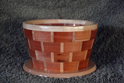 Segmented Bowl by Paul Swiacke