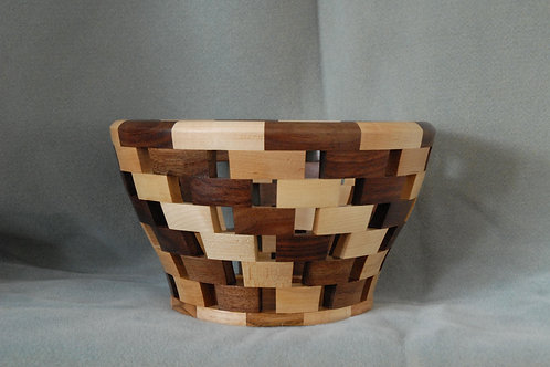 Open Segmented Bowl by Paul Swiacke