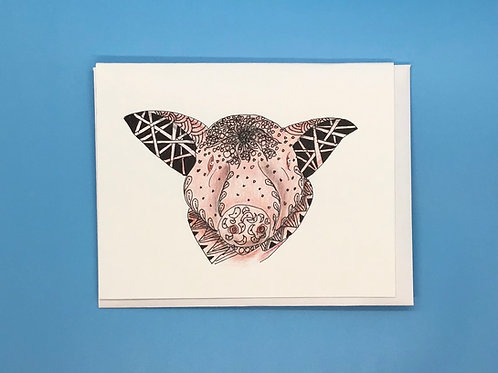 Animal Cards by Frietha Lawerence