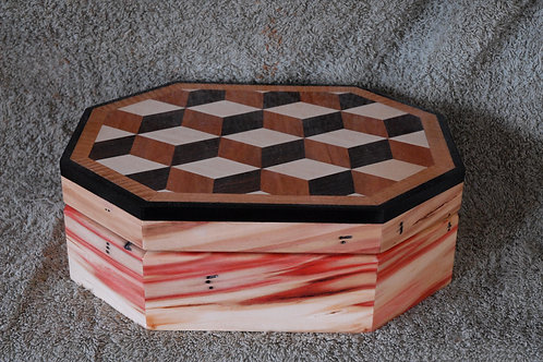 Octagon Box by Paul Swiacke