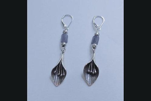 Lily Earrings by Karen Drazen