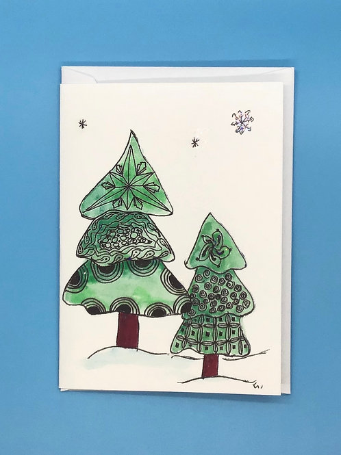 Seasonal Cards by Frietha Lawerence