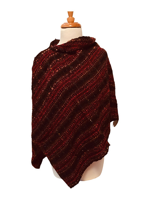 Red Rock Wrap by Kathy Weigold