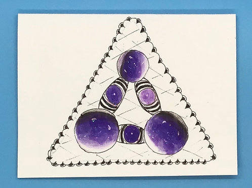 Gem Cards by Frietha Lawerence