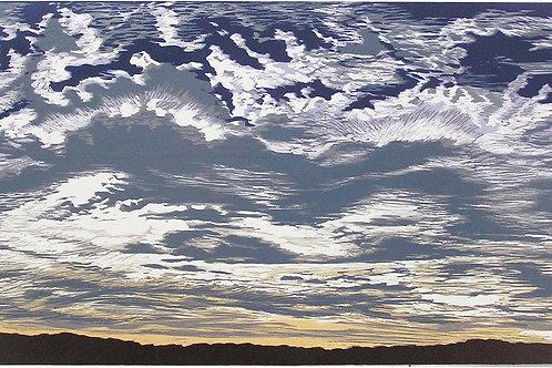 Eye Cloud by Shirley Bernstein