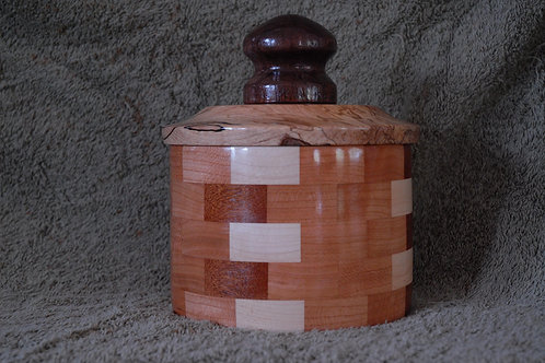 Segmented Canister