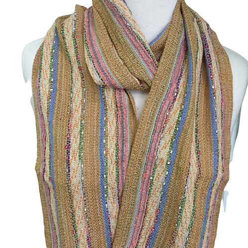 Beachstone Scarf by Kathy Weigold
