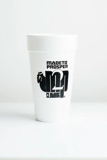 M2P STYROFOAM CUP
