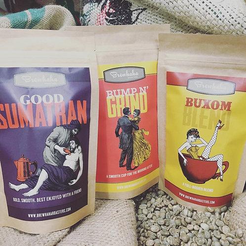 4 oz Ground Sample Bag - Wholesale
