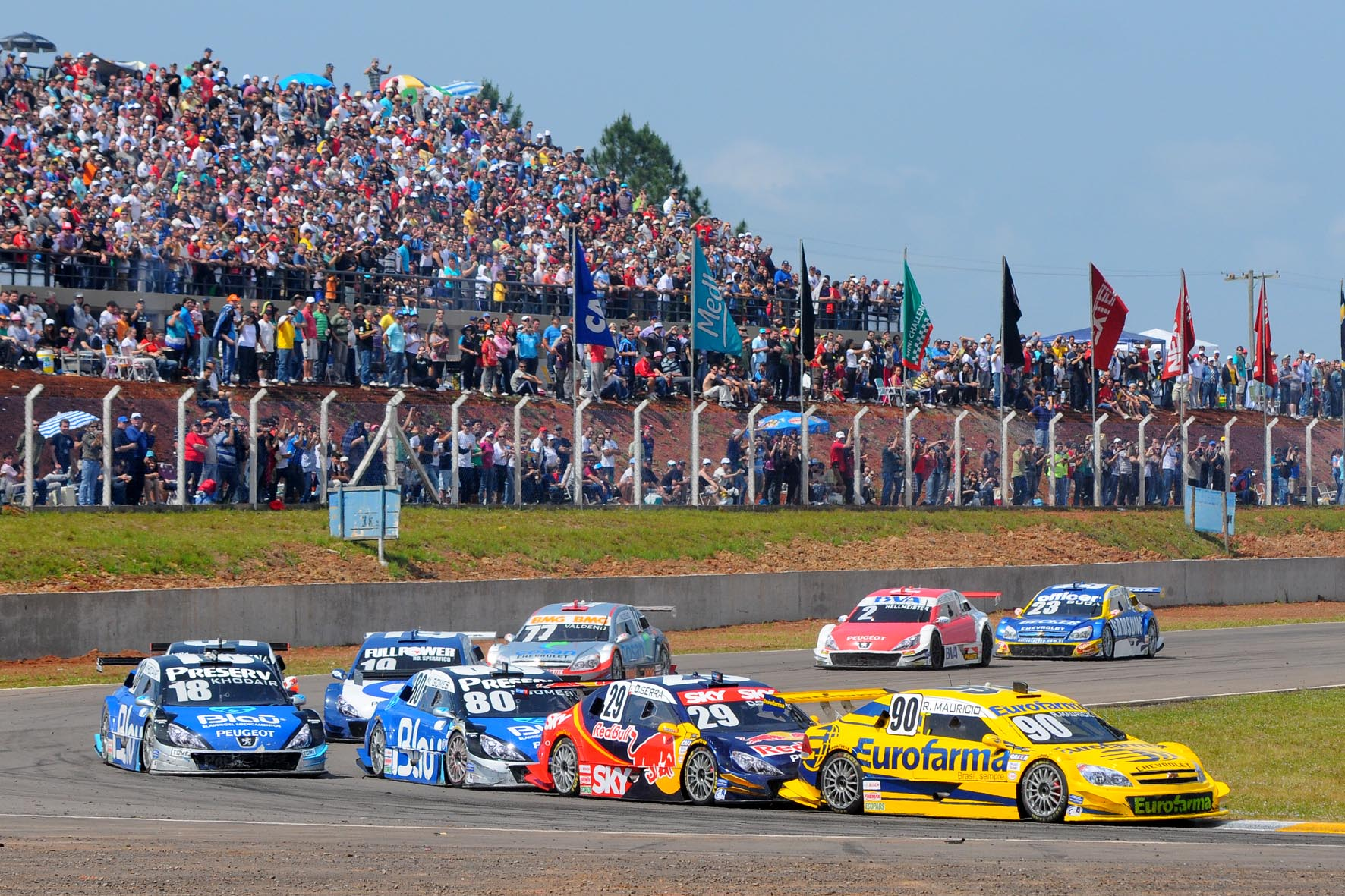 Stock Car em Santa Cruz do Sul