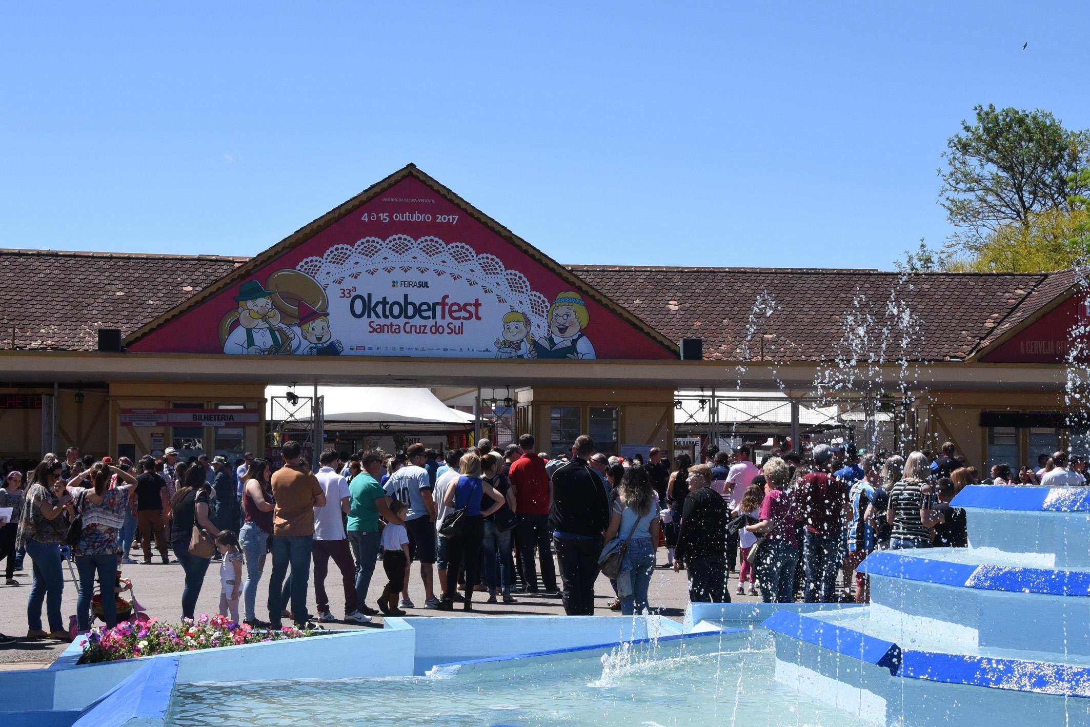 Parque da Oktoberfest