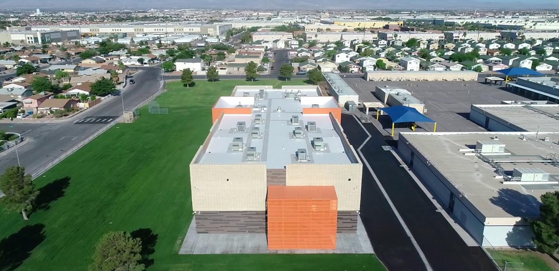 Cox Elementary School A-1 Masonry & Sandblasting, Nevada's Premier Masonry Contractor
