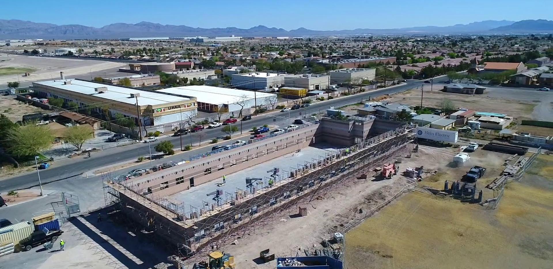 Detweiler Elementary School A-1 Masonry & Sandblasting, Nevada's Premier Masonry Contractor