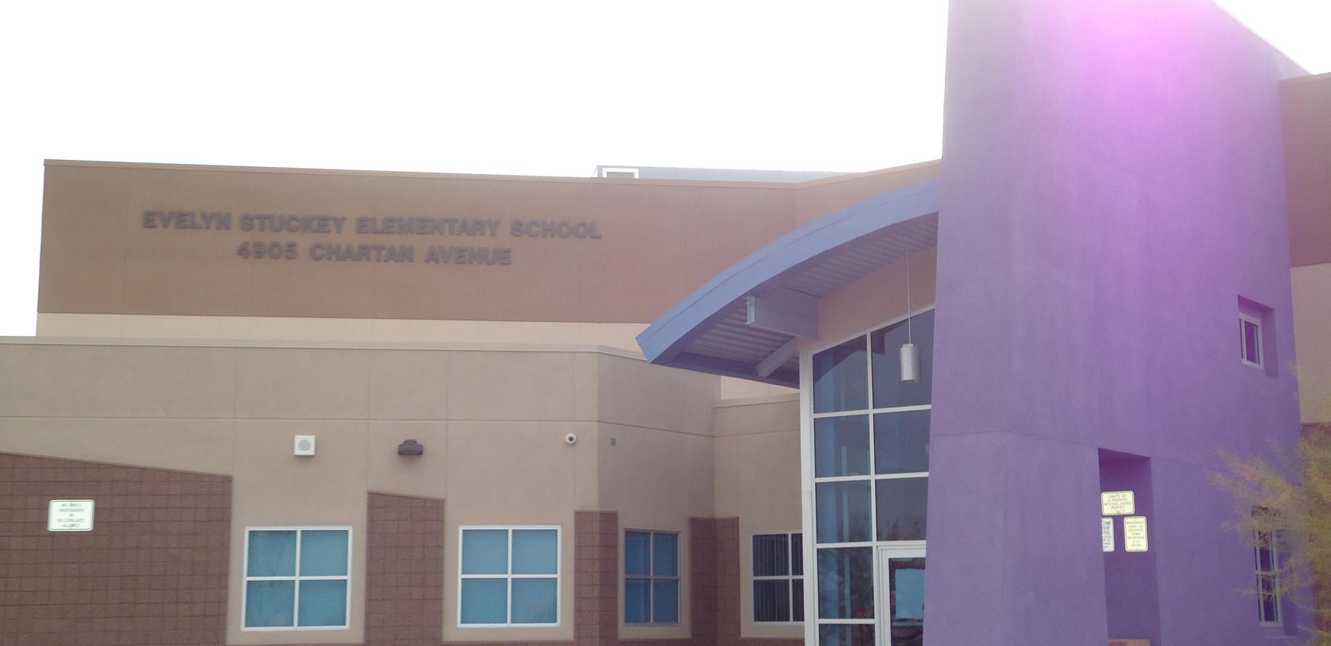 Evelyn Stucket Elementary School A-1 Masonry & Sandblasting, Nevada's Premier Masonry Contractor